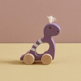 Kid's Concept trekdiertje Dino paars NEO