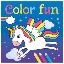 Deltas - Color fun - Unicorns