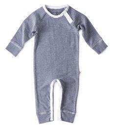 Little Label - Babypakje Small stripe Navy - 68