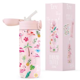 IZY KIDS - 350 ml - Pink Flamingo
