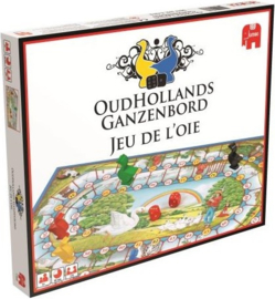 Jumbo - Oudhollands ganzenbord