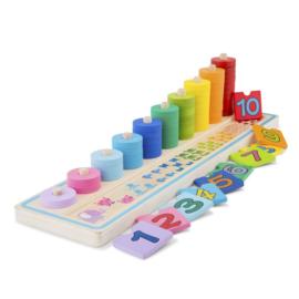 New Classic Toys - Leren tellen