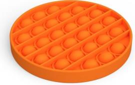 Pop It - Oranje -Rond