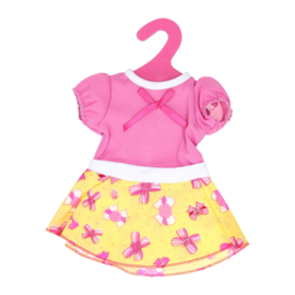 Baby Rose - Poppenkleding pop 40-50 cm