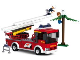 Sluban - Fire ladderwagen