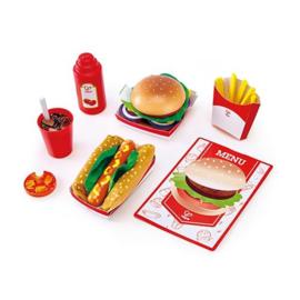 Hape - Fast food set