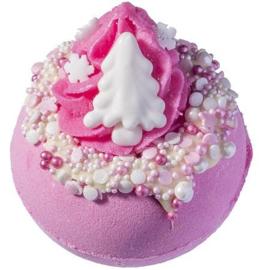 Bomb Cosmetics - Pink Christmas Bath Blaster