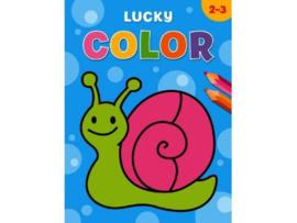 Deltas - Lucky kleurboek