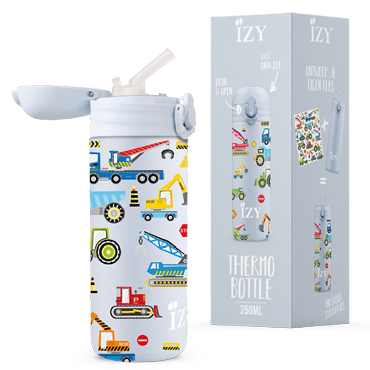 IZY KIDS - 350 ml - Blue Machines