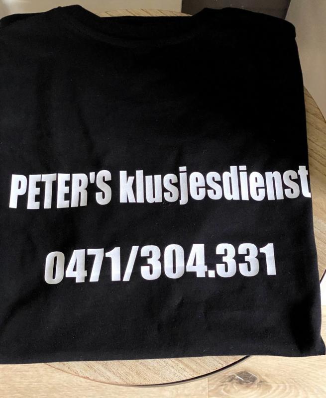 T-shirt mannen