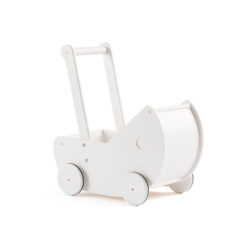 Kid's Concept kinderwagen wit