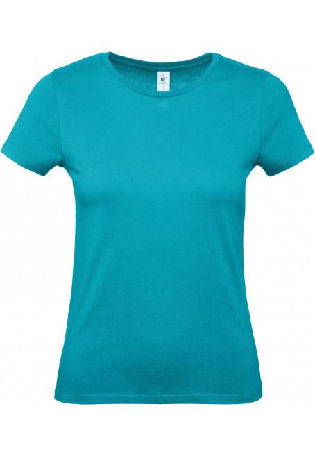 T-shirt Vrouwen ronde hals