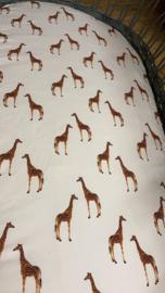 Hoeslaken giraffe