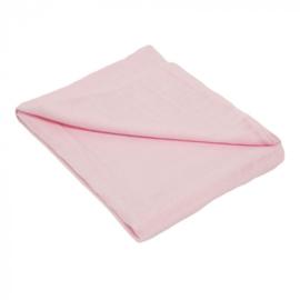 Hydrofiele doeken 6 stuks roze