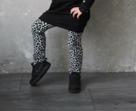 Legging leopard army