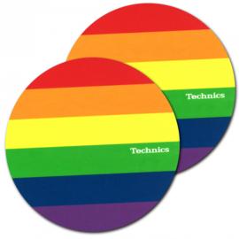 Slipmats (pair) Technics Pride