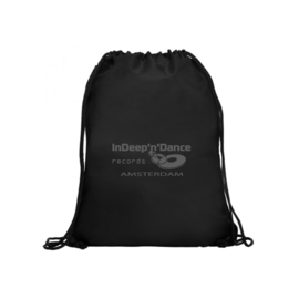 InDeep'n'Dance Records string bag