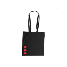 Amsterdam crosses tote bag