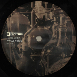 Various Artists - Hourglass EP - PRRUKBLK054 | Planet Rhythm