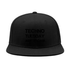 Techno Tuesday Amsterdam cap snapback