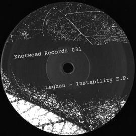 Leghau -  Instability EP - KW031   KNOTWEED RECORDS