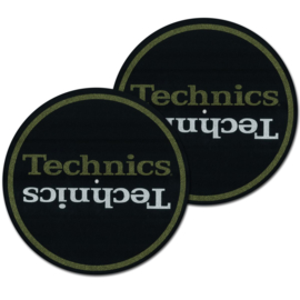 Slipmats (pair) Technics Limited Edition Champion