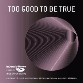 INDEEP006 Mark Mywords - Too Good to be True EP