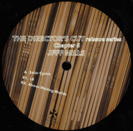 Jeff Mills - The Directors cut Chapter 5 - AX083DC | Axis Records
