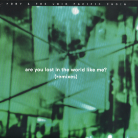 Moby & The Void Pacific Choir - Are You Lost In The World Like Me - IDIOT52V | Little Idiot