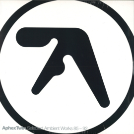 """Aphex Twin - Selected Ambient Works 85-92 2x12""""LP - AMB3922LP 