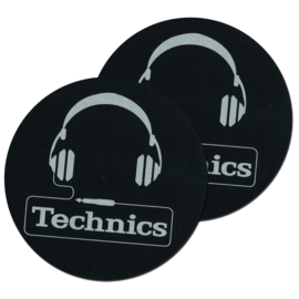 Slipmats (pair) Technics Headphone