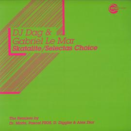 """Dj Dag & Gabriel Le Mar - Skatalite / Selectas Choice (2x12"""") - COMPLEXX006   Complexx Music"""
