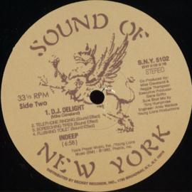 Indeep - Last Night a DJ Saved My Life (Tony Humphries) - SNY5102 | Sound of New York