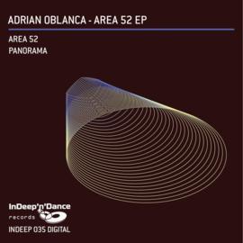 INDEEP035 Adrian Oblanca - Area 52 EP