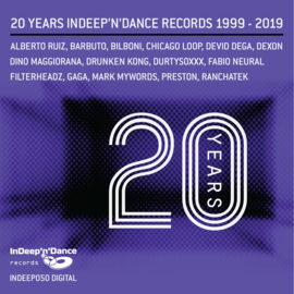 INDEEP050 Various Artists - 20 Years InDeep'n'Dance Records 1999 - 2019
