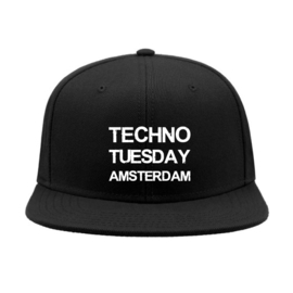 Techno Tuesday Amsterdam cap snapback