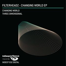 INDEEP032 Filterheadz - Changing World EP
