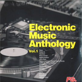 Various Artists - Electronic Music Anthology Vol. 1 - By FG - 3384226 | Wagram