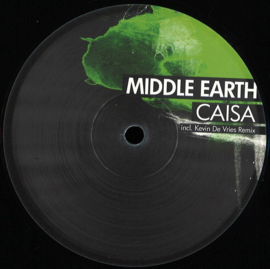 Middle Earth - Caisa - BNS067 | Break New Soil
