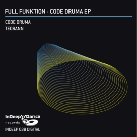 INDEEP038 Full Funktion - Code Druma EP