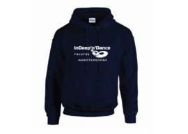 """InDeep'n'Dance Records """"Classic"""" hoodie"""