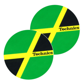 Slipmats (pair) Technics Jamaica