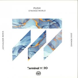 PUSH - Strange World - BV2020016 | Bonzai Vinyl
