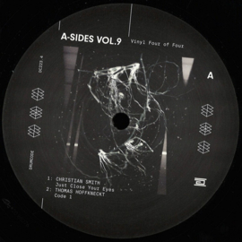 Various Artists - A-Sides Vol. 9 Vinyl Four of Four - DC223.4 | DrumCode