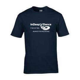 "InDeep'n'Dance Records ""Classic"" t-shirt men"