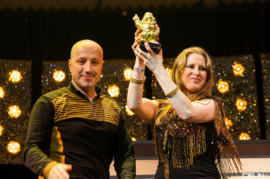 """Techno Tuesday Amsterdam winner Gouden Kabouter Awards """"The Best Club Night"""""""