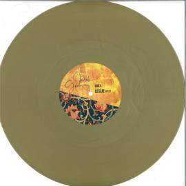 "Jacob Groening - Leslie EP (limited golden coloured 12"") - TGOB004 | The Gardens Of Babylon"