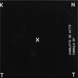 Charlotte de Witte - Formula EP - KNTXT010   KNTXT