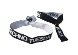 Techno Tuesday Amsterdam bracelet