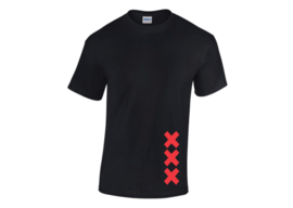 Amsterdam Crosses t-shirt men